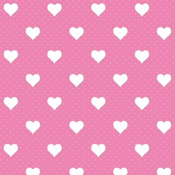 Самоклейка D-C-Fix (Розовое сердце) 45см х 1м Df 200-3223 0