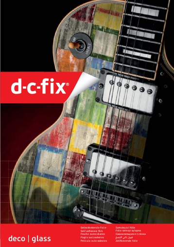 Самоклейка D-C-Fix (Цветные окошки) 90см х 1м Df 200-5599 0