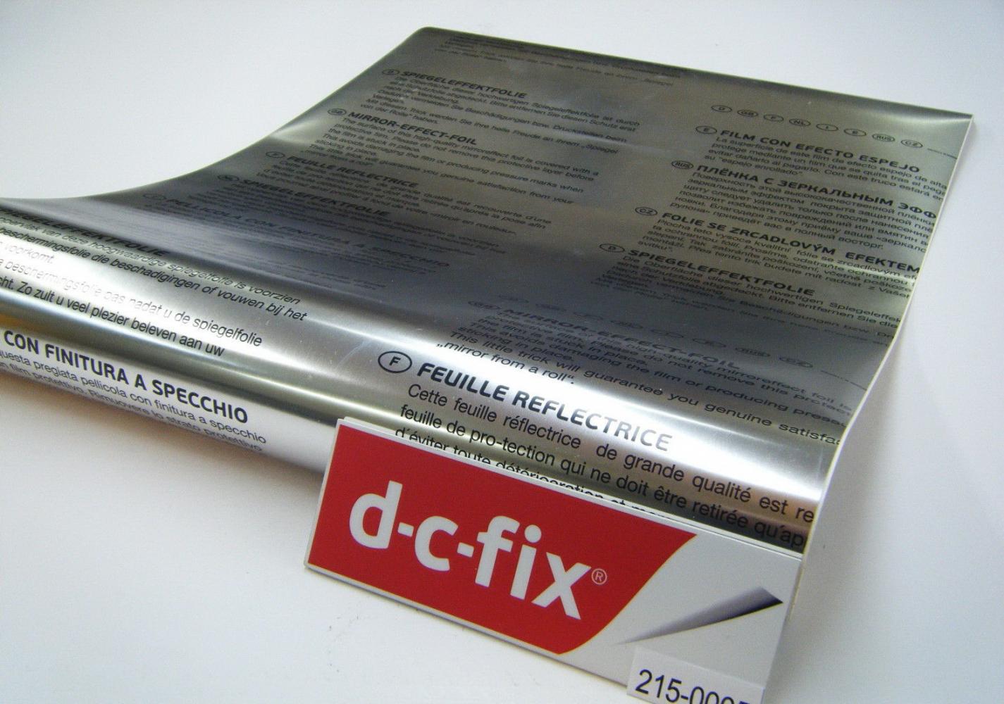 Самоклейка D-C-Fix (Зеркало) 45см х 1м Df 215-0001 0