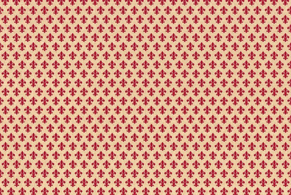 Самоклейка D-C-Fix (Красные пики) 45см х 1м Df 200-2058 0
