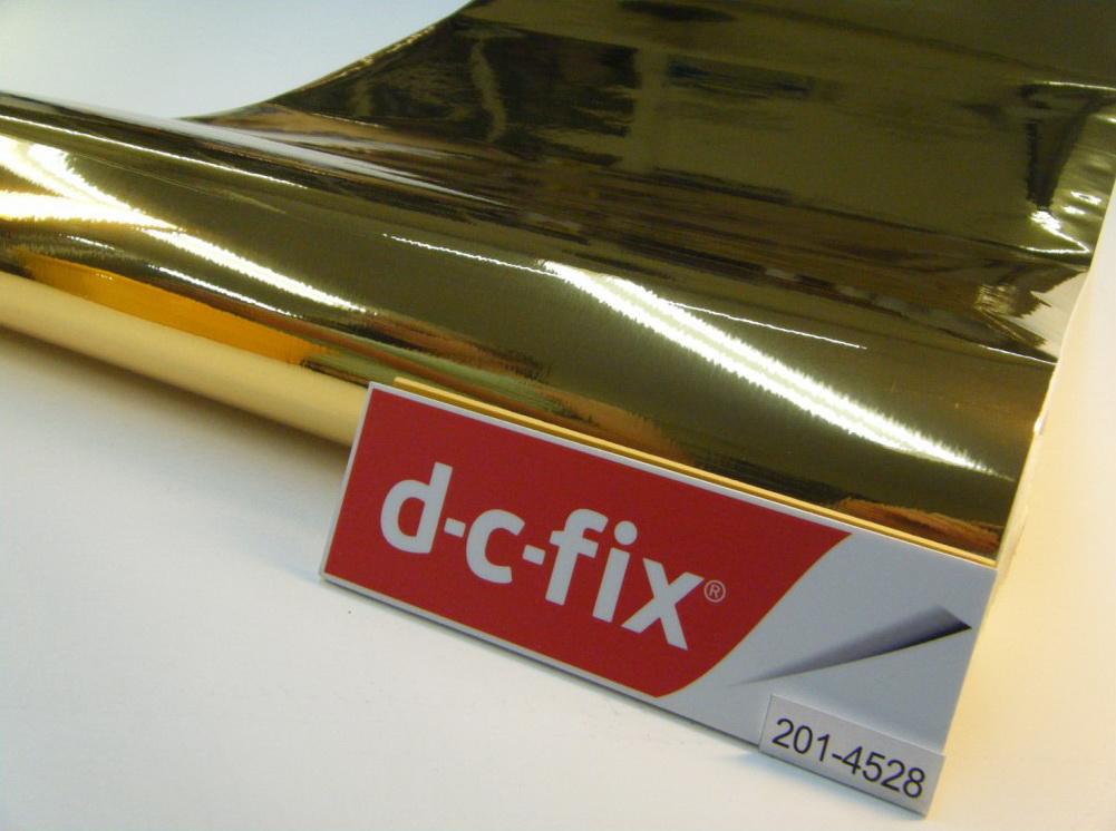 Самоклейка D-C-Fix (Жёлтое золото) 45см х 1м 201-4528 0
