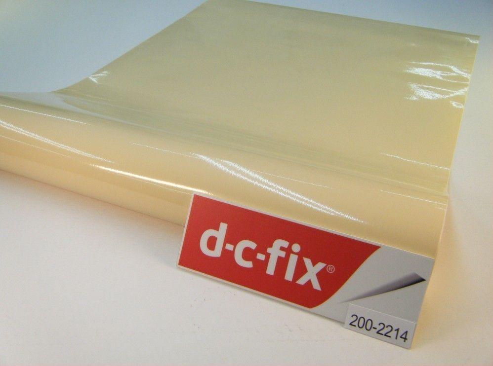 Самоклейка D-C-Fix 45см х 1м Df 200-2214 (Слоновая кость) 0