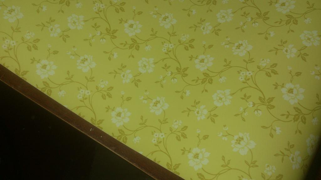 Самоклейка Hongda (Желтые пионы) 45см х 1м H5517 0
