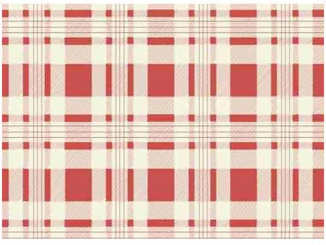Самоклейка Hongda (Красная клеточка) 45см х 15м H5501-1 0