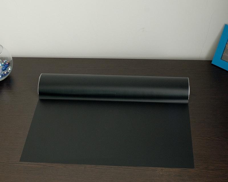 Самоклейка Patifix (Чёрная) 45см х 1м 10-1000 0