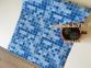 Самоклейка Patifix (Голубая мозаика) 45см х 1м 13-4555 6