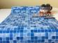 Самоклейка Patifix (Голубая мозаика) 45см х 1м 13-4555 5