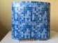 Самоклейка Patifix (Голубая мозаика) 45см х 1м 13-4555 2