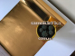 Самоклейка Hongda (Золото,толстое) 45см х 1м H15 1