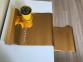 Самоклейка Hongda (Золото,толстое) 45см х 1м H15 2