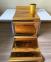Самоклейка Hongda (Золото,толстое) 45см х 1м H15 3