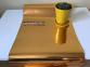 Самоклейка Hongda (Золото,толстое) 45см х 1м H15 4