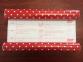 Самоклейка D-C-Fix (Красный горошек) 45см х 1м Df 200-3212 2