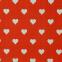 Самоклейка D-C-Fix (Красное сердце) 45см х 1м Df 200-3222 0