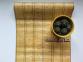 Самоклейка Hongda (Бамбуковый коврик) 45см х 1м H5029 3