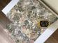 Самоклейка Hongda (Зеленый мрамор) 67,5см х 1м H5225-1 5