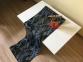 Самоклейка D-C-Fix (Чёрный мрамор) 45см х 1м Df 200-2713 2