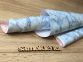 Самоклейка D-C-Fix (Голубой мрамор) 67,5см х 1м Df 200-8236 0