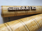 Самоклейка Hongda (Бамбуковый коврик) 45см х 15м H5029 0