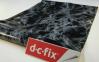 Самоклейка D-C-Fix (Чёрный мрамор) 67,5см х 15м Df 200-8157 1
