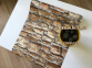 Самоклейка Gekkofix (Коричневый камень) 90см х 15м 10661 1