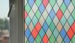 Самоклейка Patifix (Цветные ромбики) 45см х 15м 11-2275 1