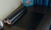 Самоклейка Patifix (Черный завиток) 45см х 15м 14-5025 2