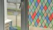 Самоклейка Patifix (Цветные ромбики) 67.5см х 15м 61-2275 2