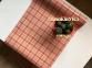 Самоклейка Hongda (Красная клеточка) 45см х 15м H5501-1 5