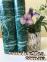 Самоклейка Hongda (Зеленый мрамор) 90см х 1м H5214 3