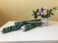 Самоклейка Hongda (Зеленый мрамор) 90см х 1м H5214 2