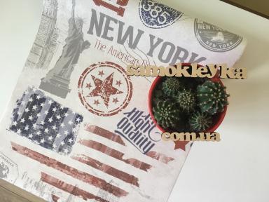 Самоклейка D-C-Fix (Нью-Йорк) 67,5см х 15м Df 200-8284