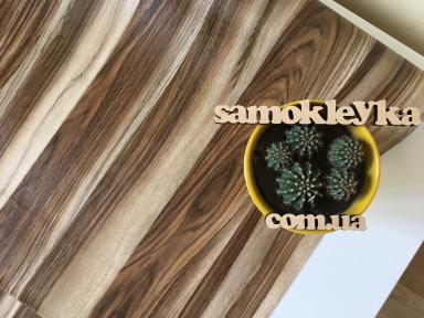 Самоклейка Hongda (Тёмное дерево) 67,5см х 1м Hm002-2