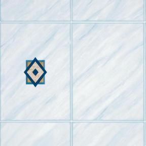 Самоклейка D-C-Fix (Голубой кафель) 67,5см х 15м Df 200-8213