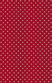 Самоклейка D-C-Fix (Красный горошек) 45см х 1м Df 200-3212