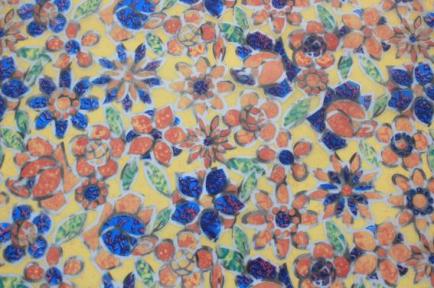 Самоклейка Hongda (Цветочное поле) 45см х 1м Ht033