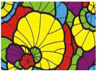 Самоклейка Hongda (Цветочки) 67,5см х 1м H9064