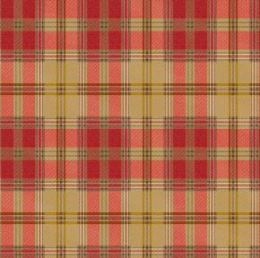 Обои Шотландка красная 1363 (0,53м × 10,05м=5,3м²)