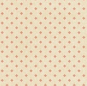 Обои Шотландка компаньон 2 красная 1367 (0,53м × 10,05м=5,3м²)