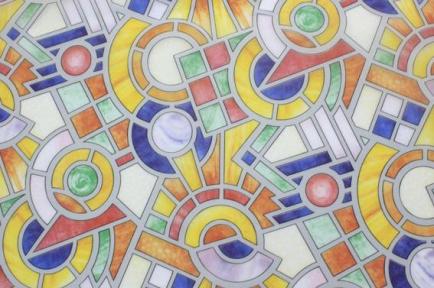 Самоклейка Hongda (Солнечные часы) 90см х 15м Ht026