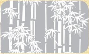 Самоклейка Hongda (Бамбук) 67,5м х 15м Ht066