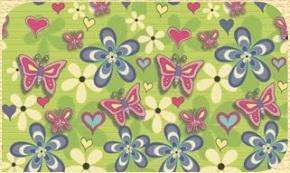 Самоклейка Hongda (Бабочки) 45см х 15м Ht067