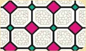Самоклейка Hongda (Драгоценные камни) 67,5см х 15м Ht090