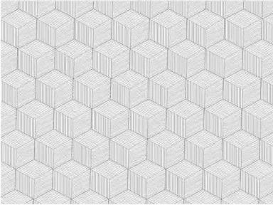 Самоклейка Hongda (Объемные кубики) 45см х 15м H6005