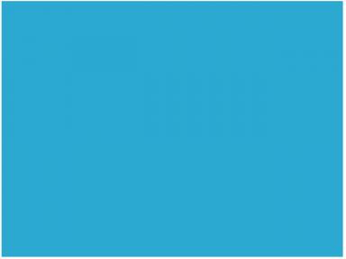 Самоклейка Hongda (Голубая) 45см х 15м H2009