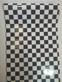 Самоклейка D-C-Fix 45см х 1м Df 200-2565 (Шахматная доска)