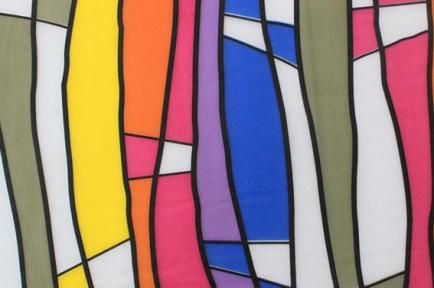 Самоклейка Hongda (Цветные осколки) 45см х 1м Ht030