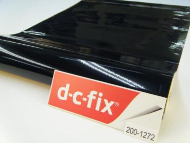Самоклейка D-C-Fix (Чёрная) 45см х 1м Df 200-1272