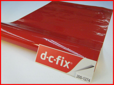 Самоклейка D-C-Fix (Умбра жженая) 45см х 1м Df 200-1274