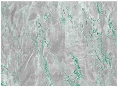 Самоклейка Hongda (Зеленый мрамор) 45см х 15м H5204